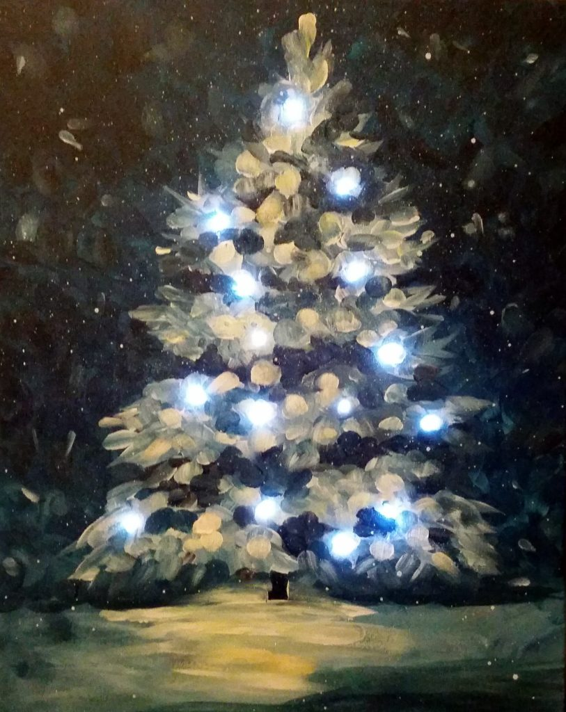 Light up Tree