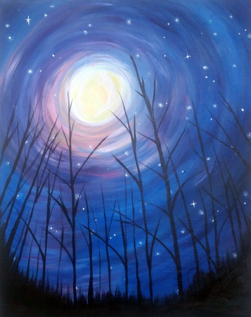 Celestial Evening