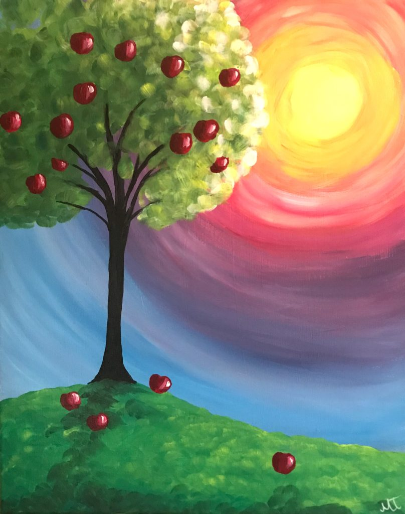 Orchard Sunrise